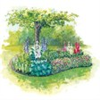 База отдыха Заимка - иконка «сад» в Абане